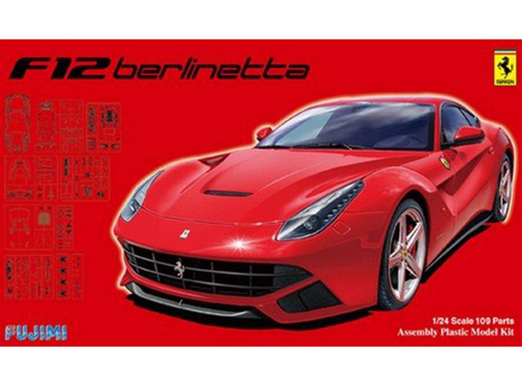 Ferrari F12 Deluxe (Vista 1)