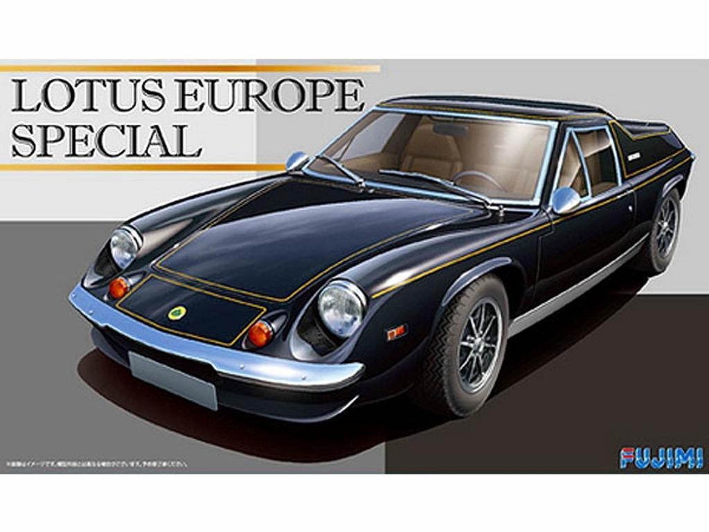 Lotus Europa Special (Vista 1)