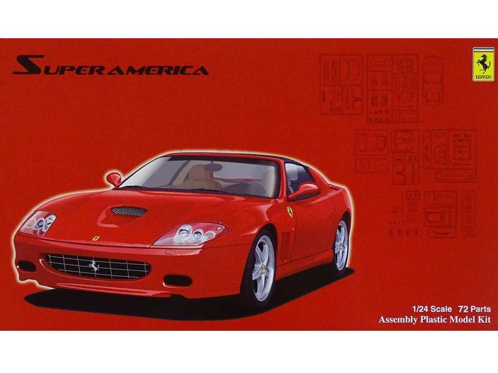 Ferrari Super America (Vista 1)