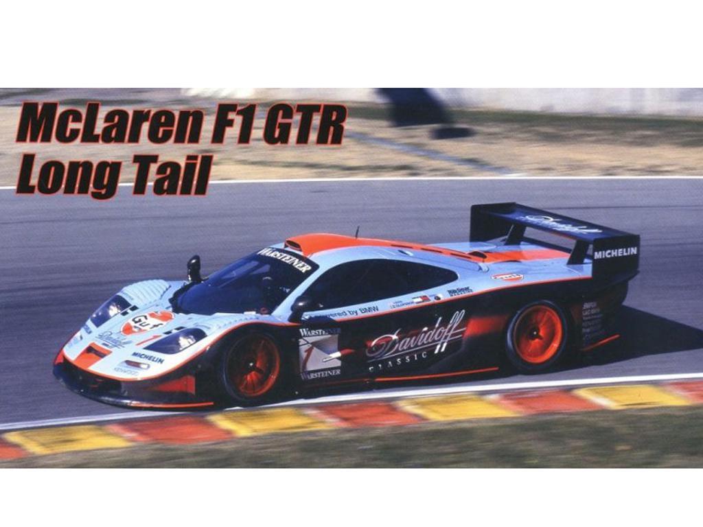 McLaren F1 GTR Longtail 1997 (Vista 1)