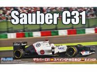 Sauber C31 (Vista 2)