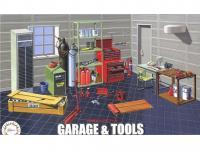 Garage y Herramientas de Taller (Vista 2)