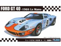 Ford GT40 Le Mans Winner 1968 (Vista 2)