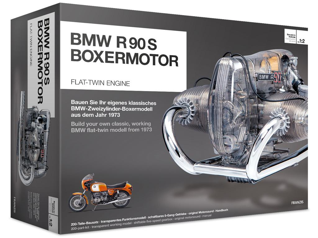 BMW R90 S-Boxermotor  (Vista 1)