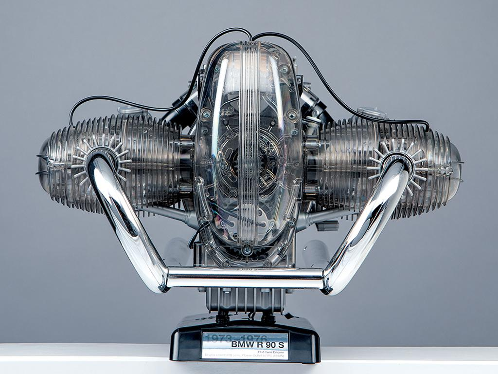 BMW R90 S-Boxermotor  (Vista 5)