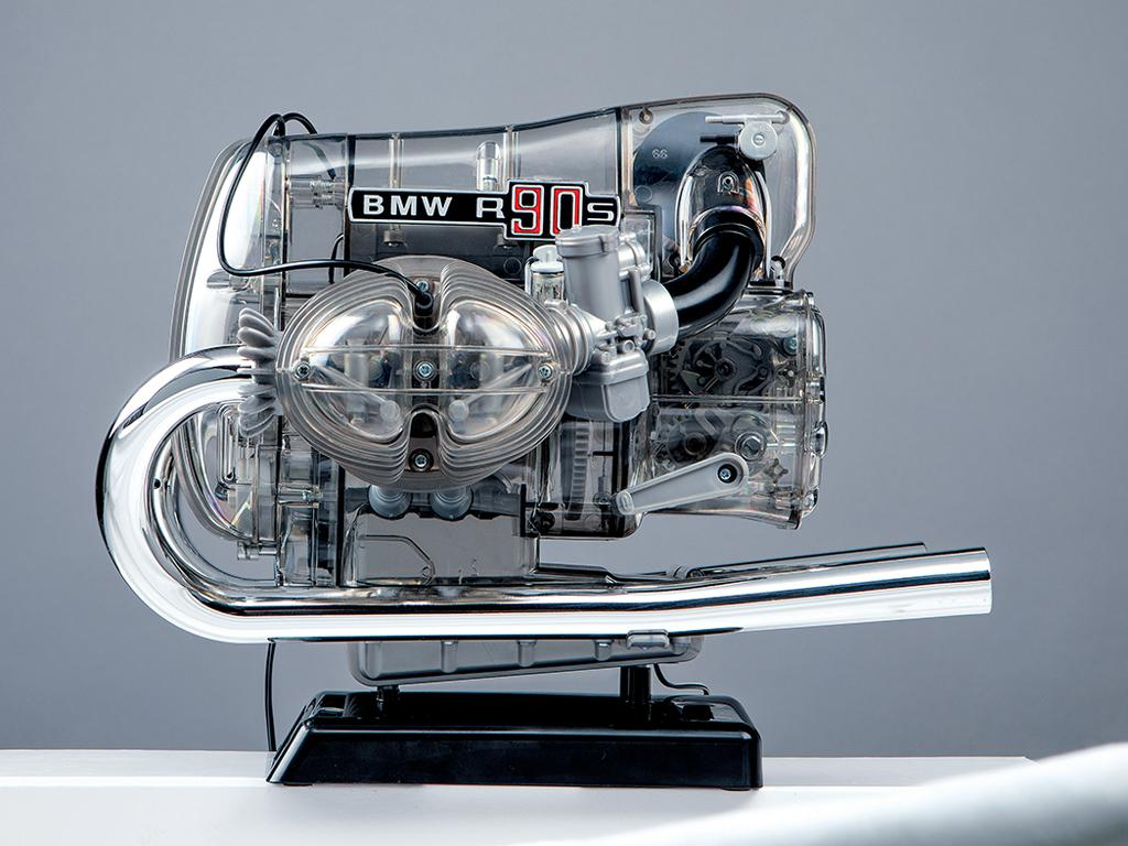 BMW R90 S-Boxermotor  (Vista 6)