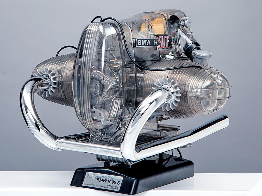 BMW R90 S-Boxermotor  (Vista 7)