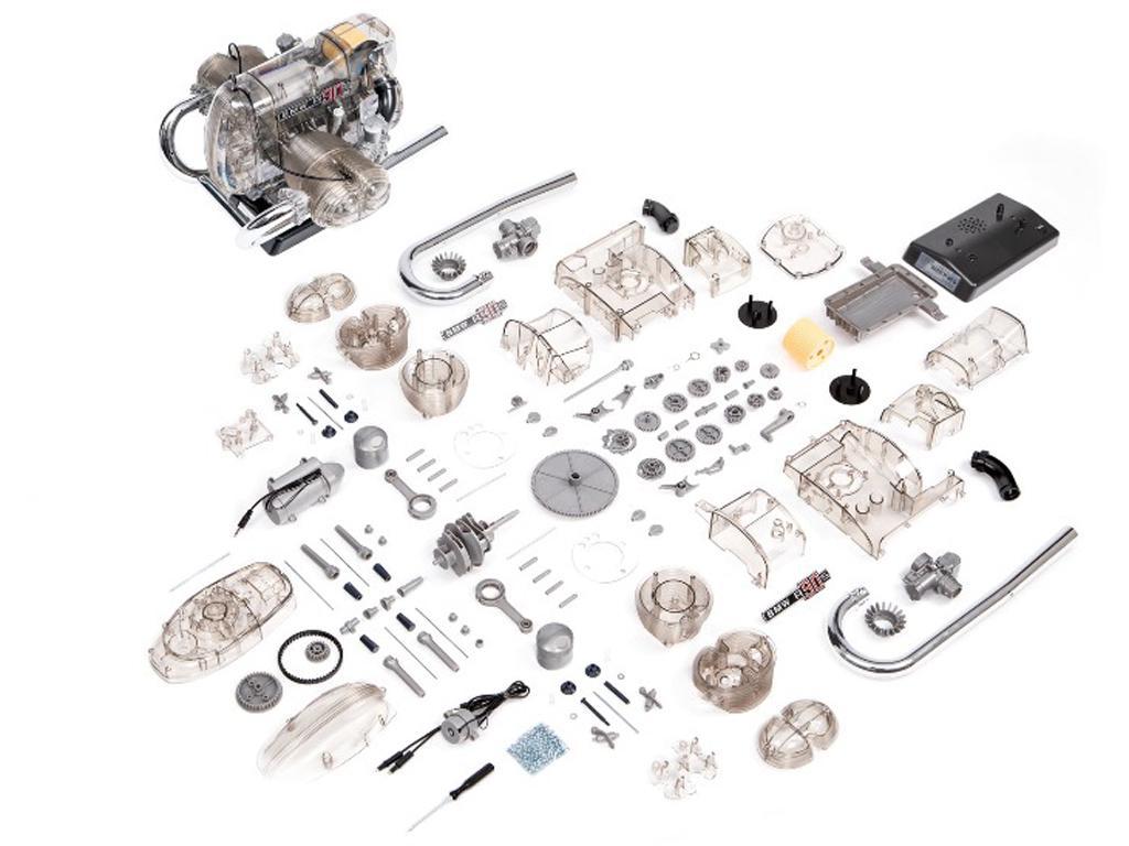 BMW R90 S-Boxermotor  (Vista 8)