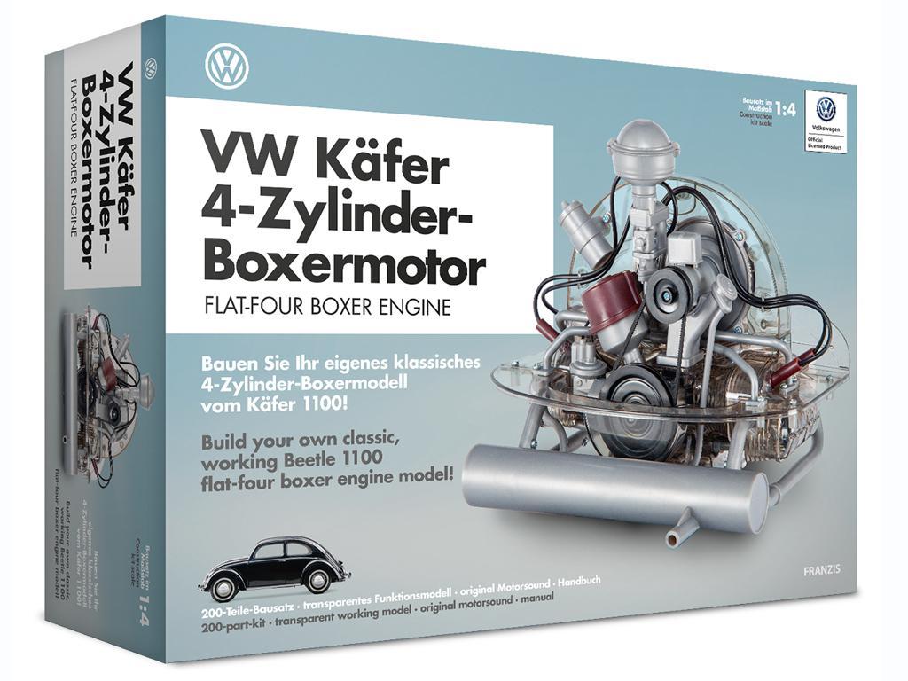 VW Beetle 4-Cyl. Boxer Engine (Vista 1)
