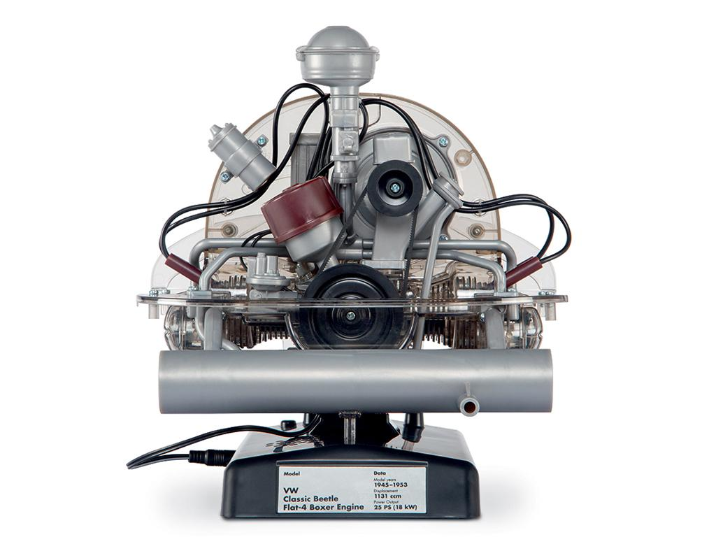 VW Beetle 4-Cyl. Boxer Engine (Vista 3)