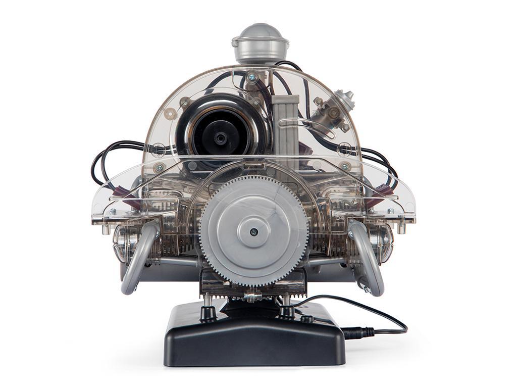VW Beetle 4-Cyl. Boxer Engine (Vista 4)