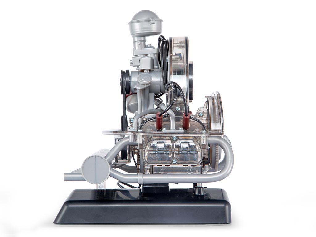 VW Beetle 4-Cyl. Boxer Engine (Vista 5)