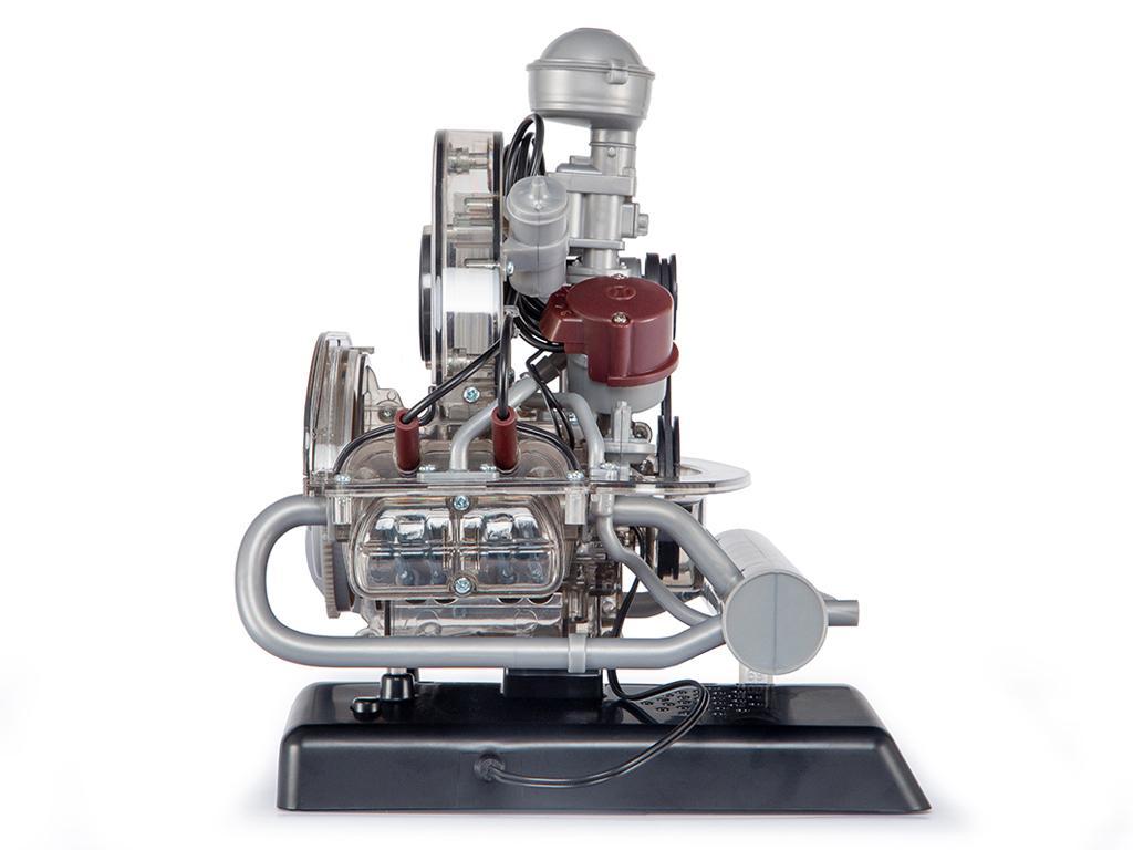 VW Beetle 4-Cyl. Boxer Engine (Vista 6)