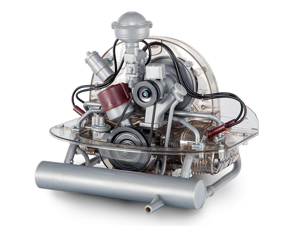 VW Beetle 4-Cyl. Boxer Engine (Vista 7)