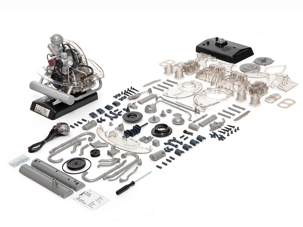 VW Beetle 4-Cyl. Boxer Engine (Vista 9)
