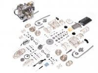 BMW R90 S-Boxermotor  (Vista 17)