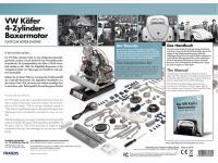 VW Beetle 4-Cyl. Boxer Engine (Vista 11)