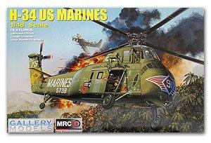 H-34 US Marines  (Vista 1)
