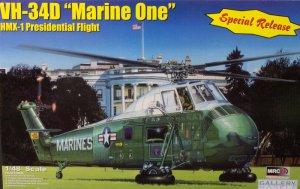 Sikorsky VH-34D  (Vista 1)