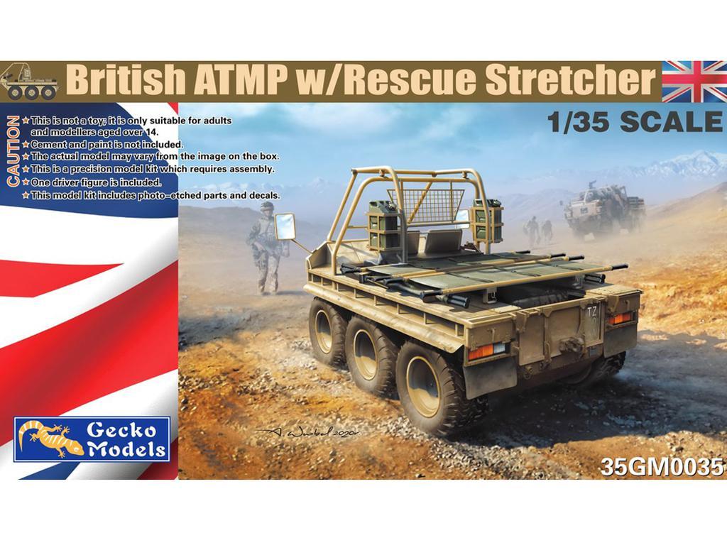 British ATMP w/Rescue Stretcher (Vista 1)