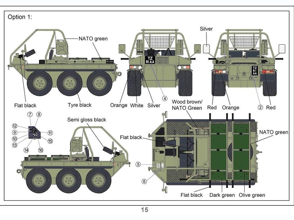 British ATMP w/Rescue Stretcher (Vista 2)