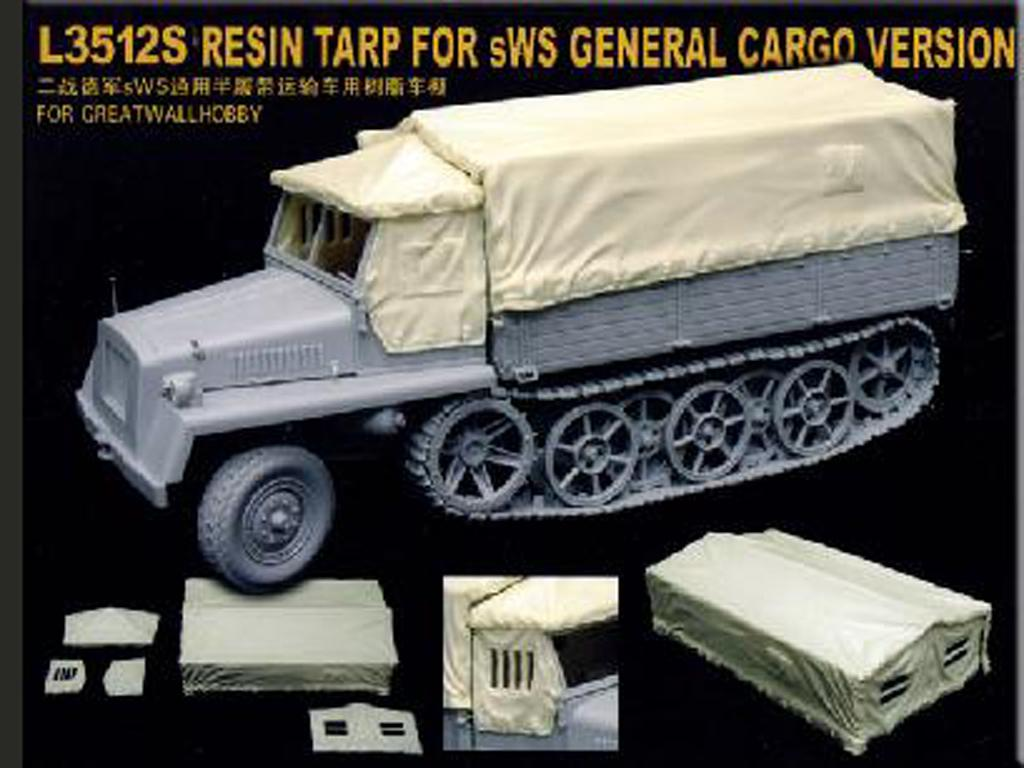 Tarp for sWS General Cargo Version   (Vista 1)