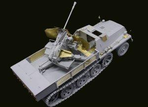 FlaK 43  3.7cm auf Schwere Wehrmacht Sch  (Vista 3)