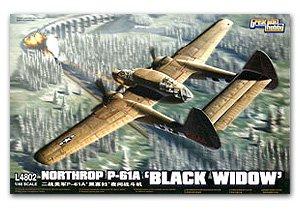 Northrop P-61A Black Widow  (Vista 1)