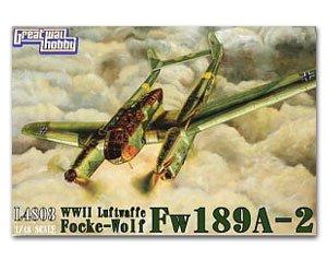 Focke-Wulf Fw189A-2   (Vista 1)