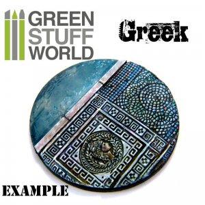 Rodillo Texturizado Griego  (Vista 3)
