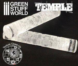 Rodillo Texturizado Templo  (Vista 2)