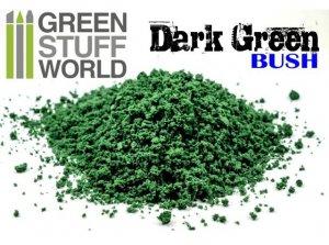Flocado Espuma Fina Verde Oscuro  (Vista 1)