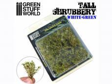 Arbustos Altos - Blanco Verde - Ref.: GREE-04262