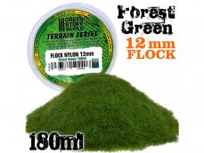 Cesped Electrostatico 12mm - Verde Bosque - Ref.: GREE-04408