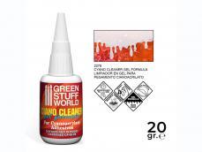 Limpiador de Cianoacrilato - Ref.: GREE-06372