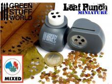 Troqueladora de Hojas Miniatura Gris - Ref.: GREE-63001