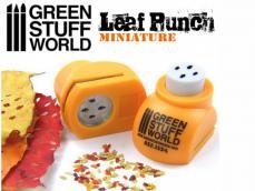 Troqueladora de Hojas Naranja - Ref.: GREE-63544
