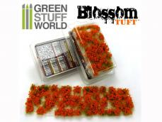 Flores Naranjas - Ref.: GREE-67801