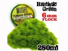 Cesped Electrostatico XL 6 m - Verde Rea - Ref.: GREE-68235
