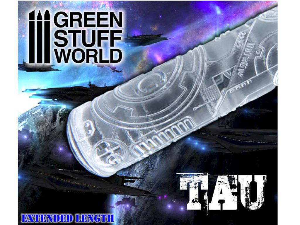 Rodillo Texturizado TAU (Vista 1)