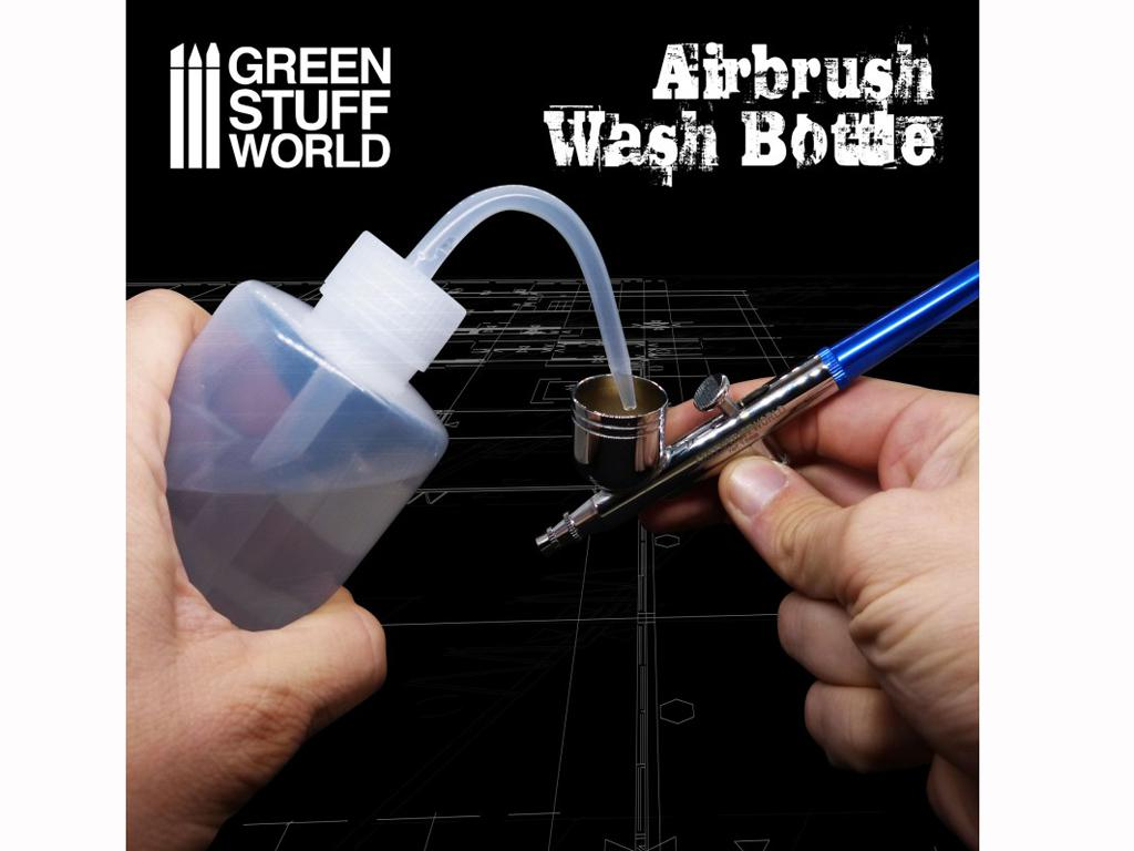 Bote Limpiador de Aerografos 250 ml (Vista 3)