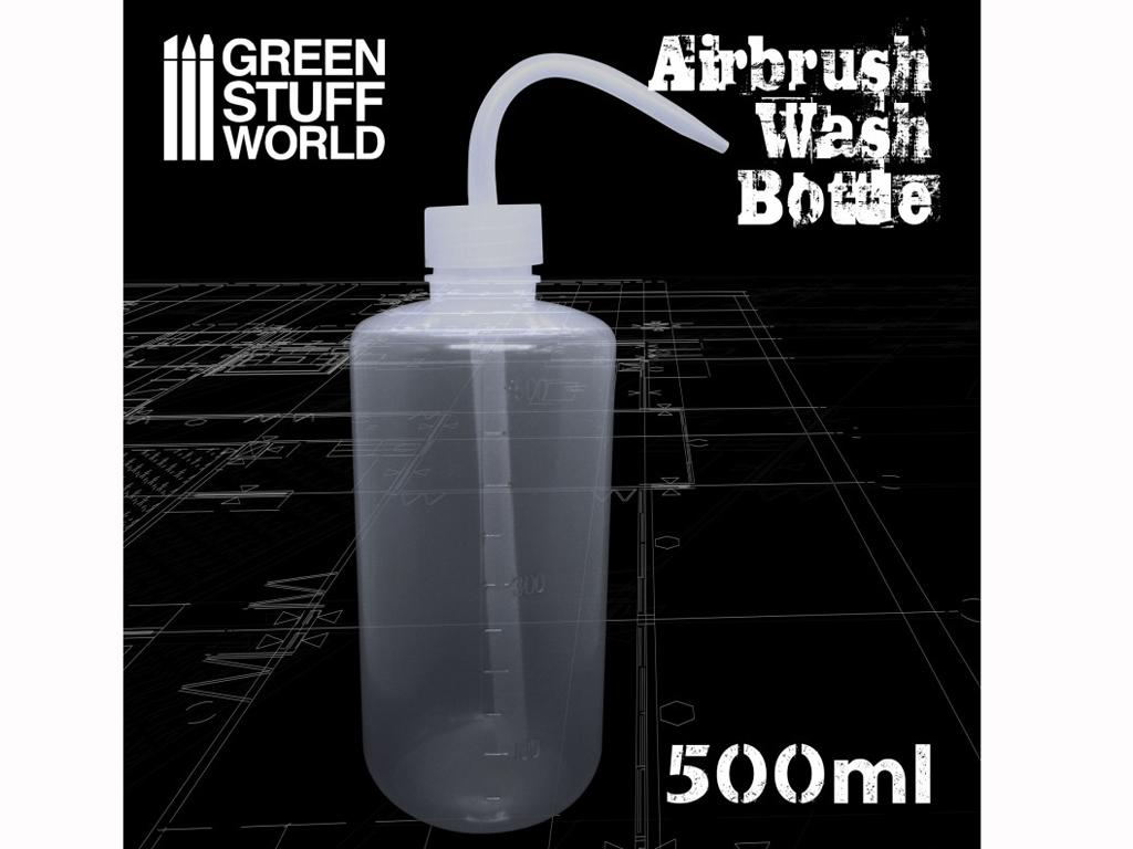 Bote Limpiador de Aerografos 500 ml (Vista 1)