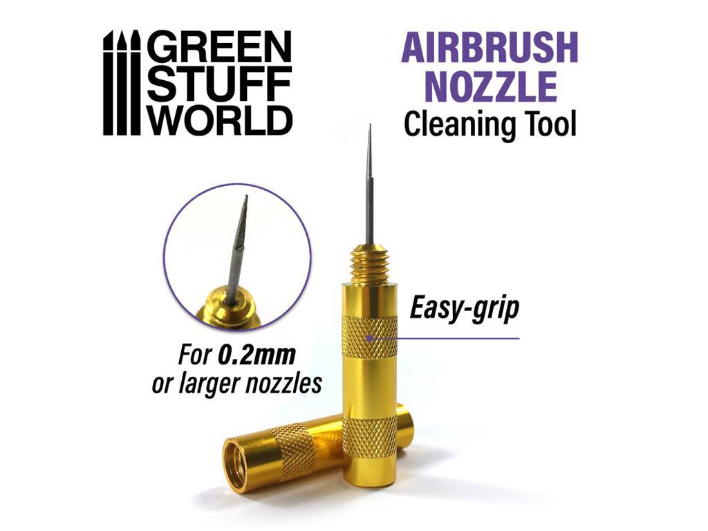 Limpiador Obturador Aerografo (Vista 1)