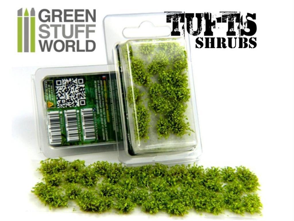 Matas Arbustos Verde Claro (Vista 1)