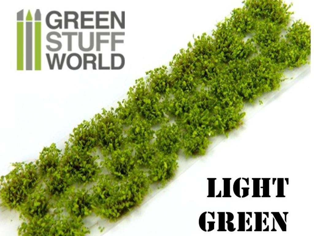 Matas Arbustos Verde Claro (Vista 2)