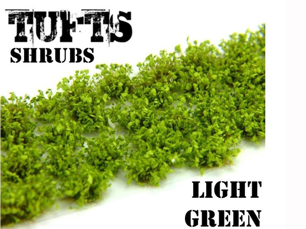 Matas Arbustos Verde Claro (Vista 3)