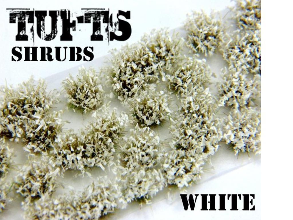 Matas Arbustos Blanco (Vista 3)