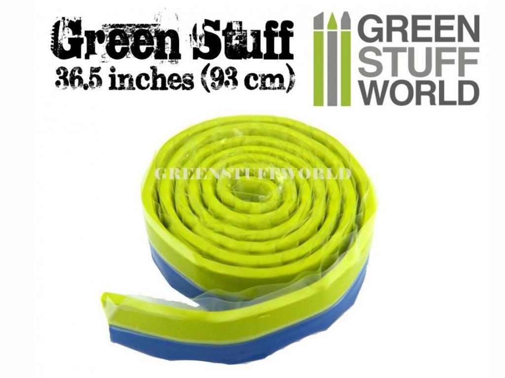 Masilla verde en Rollo 93 cm (Vista 1)