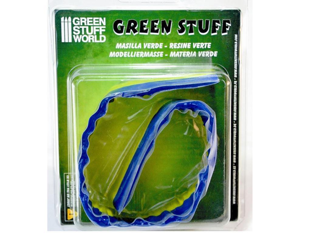 Masilla verde en Rollo 30 cm (Vista 2)