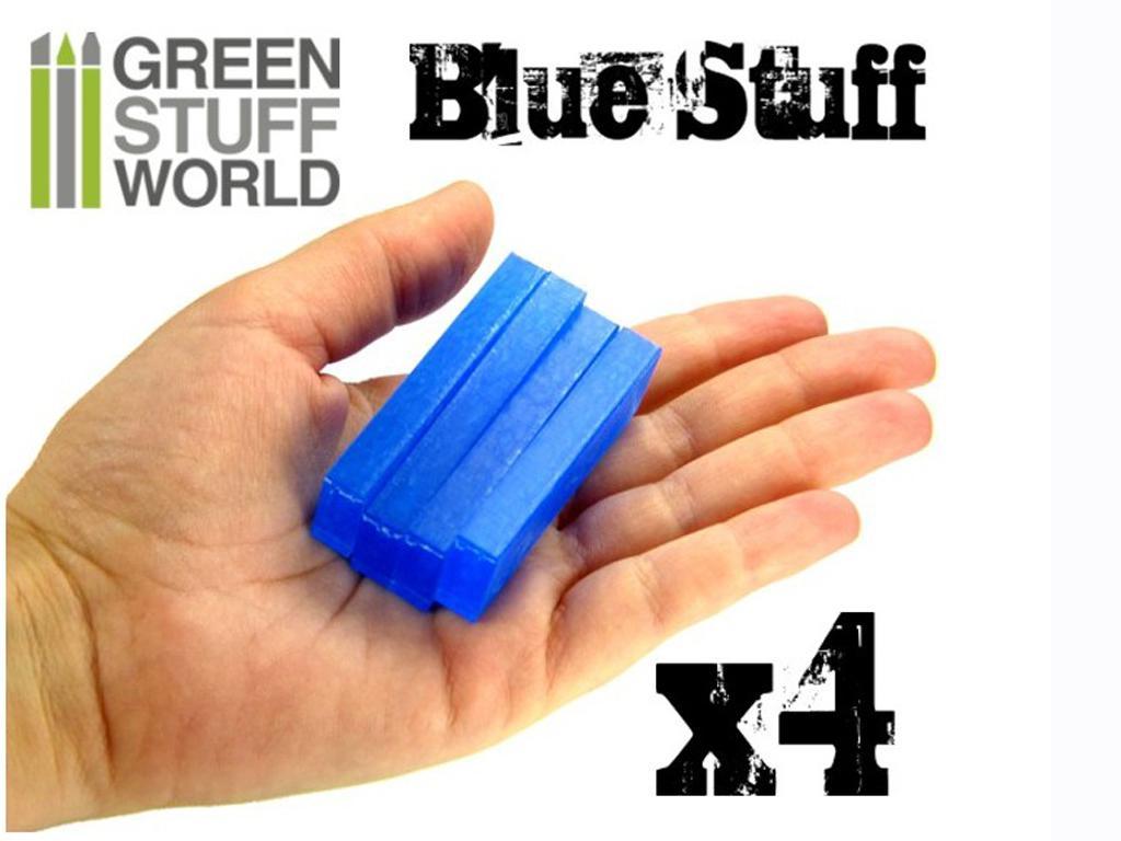 Blue Stuff Reutilizable 4 barras (Vista 3)